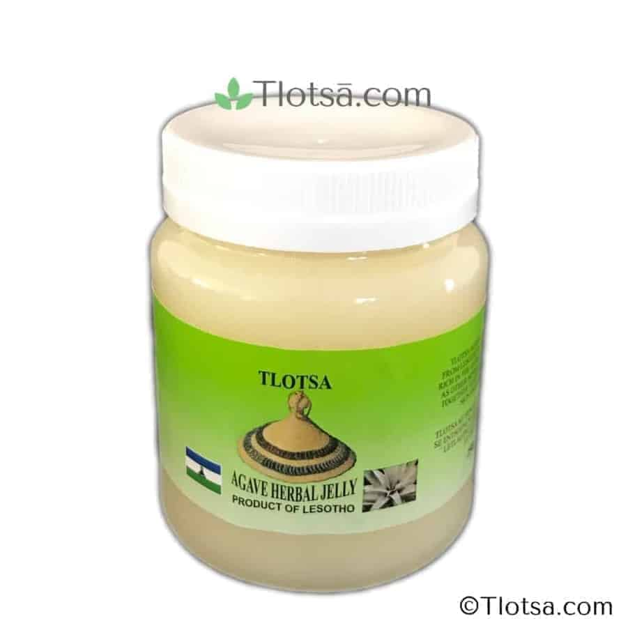 Tlotsa Agave Herbal Jelly